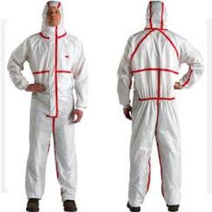 Φόρμα χημικών 3Μ (αδιάβροχη)