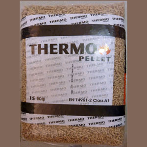 WOOD PELLET THERMOPELLET